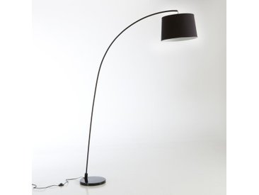 Lampadaire design, forme arc, Waldun LA REDOUTE INTERIEURS Noir