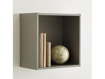 Etagère cube 1 case, Mayeul LA REDOUTE INTERIEURS Marron Taupe