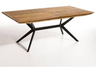 Table de jardin rectangulaire, Jakta AM.PM Teck