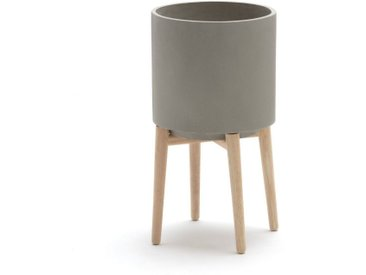 Cache-pot H58,5 cm, Florian AM.PM Ciment