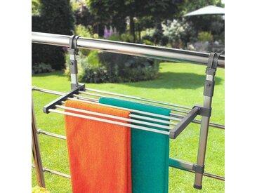 Séchoir à linge à suspendre LA REDOUTE INTERIEURS Aluminium