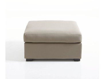 Pouf Bultex, coton, ROBINPouf Bultex, coton, ROBIN LA REDOUTE INTERIEURS Marron Taupe