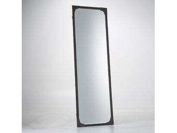 Miroir métal, taille XL, style industriel, Lenaig LA REDOUTE INTERIEURS Rouille