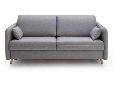 Canapé lit avec piétement en bois - Design FST