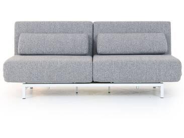 Canapé Convertible Modulable Gris - 2 places - 184 cm  - Pivotant à 360°