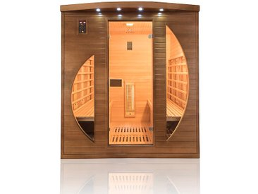 Sauna Spectra 4 places