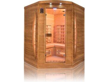 Sauna Spectra 3/4 places Angle