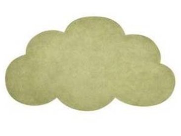 lilipinso Tapis enfant NUAGE Palm Green Lilipinso