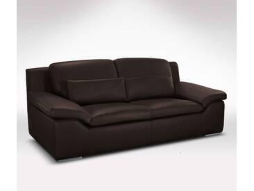Canapé en cuir confortable