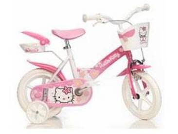 dino bikes Vélo fille HELLO KITTY 12 pouces
