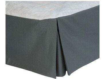 Cache-sommier gris anthracite 32cm - 90x200 cm Alinéa