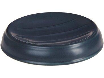 Porte-savon en céramique noir Alinéa