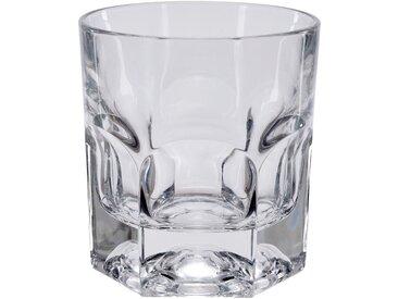 Lot de 6 verres transparent en verre 18,5cl (prix unitaire : 4.0 euros) Alinéa