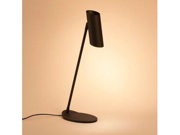 Lampe en métal noir H53cm Alinéa