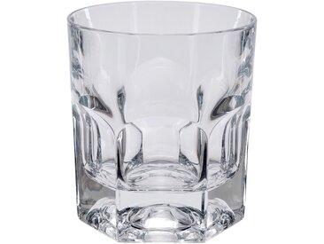 Lot de 6 verres à whisky en verre 28cl (prix unitaire : 5.0 euros) Alinéa