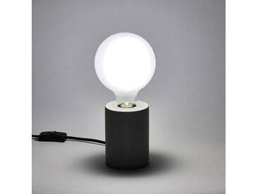 Ampoule LED verre dépoli D12cm blanc froid culot E27 Alinéa