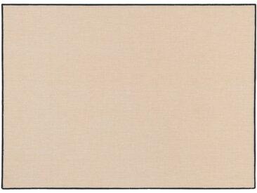 Lot de 2 sets de table en coton blanc et noir 36x48cm (prix unitaire : 2.0 euros) Alinéa