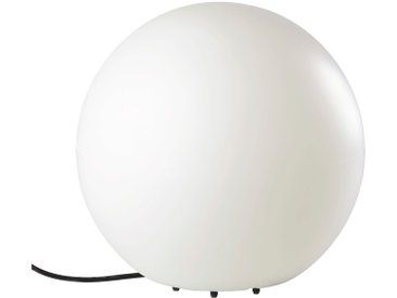 Boule lumineuse blanche intérieur extérieur D40cm Alinéa