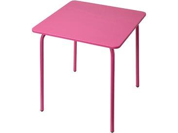 Table de jardin pour enfant rose Alinéa
