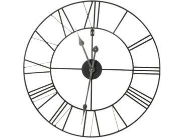 Horloge murale en métal D60cm Alinéa
