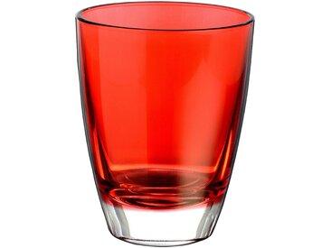 Lot de 6 verres teinté rouge 29cl (prix unitaire : 3.0 euros) Alinéa