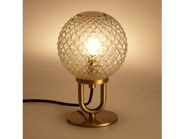 Lampe à poser en verre D15xH23,5cm Alinéa