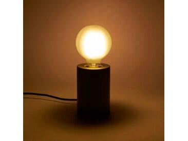 Ampoule LED verre dépoli D9,5cm culot E27 Alinéa