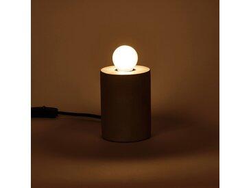 Ampoule LED verre dépoli D4,5cm blanc chaud culot E27 Alinéa