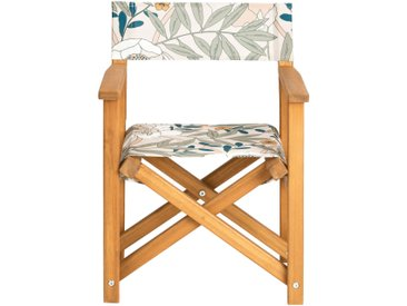 Chaise de casting enfant pliable motif arbousier Alinéa