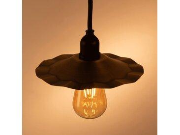 Guirlande lumineuse cuivrée 10 LED L6m Alinéa