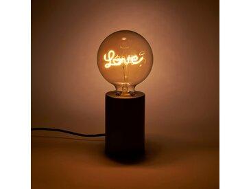 Ampoule décorative LED D12,5cm culot E27 Alinéa