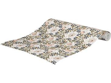 Papier peint floral art nouveau 10m Alinéa