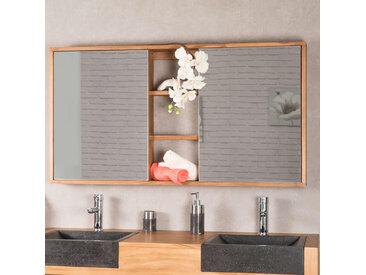 Miroir armoire de toilette 130 cm