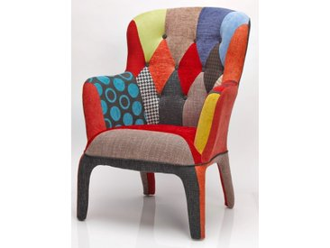 FAUTEUIL PATCHWORK OSLO