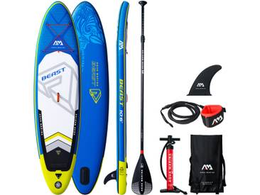 Stand Up Paddle gonflable BEAST et ses accessoires