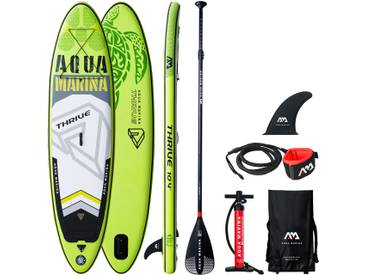 Stand up paddle gonflable Thrive et ses accessoires