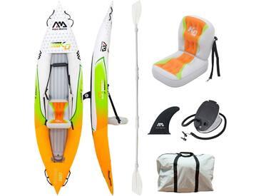 Kayak gonflable BETTA HM K0 monoplace avec accessoires