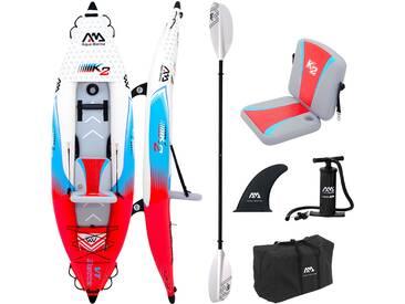 Kayak gonflable BETTA VT K2 monoplace avec accessoires