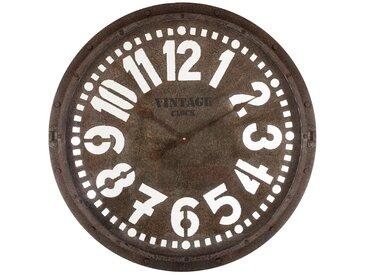 Pendule ajourée en métalD68