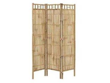 j line Paravent Bambou 3 Panneaux