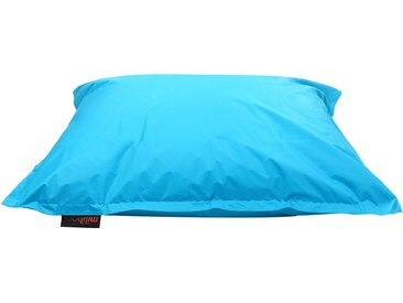Pouf géant design bleu BIG MILIBAG