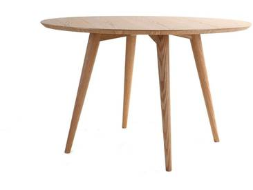 Table à manger design frêne LIVIA