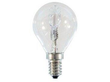 Ampoule halogène écologique 28W culot E14 - Boîte de 2