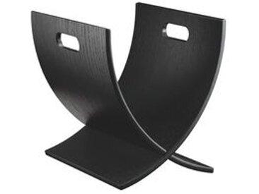 Porte-revues noir