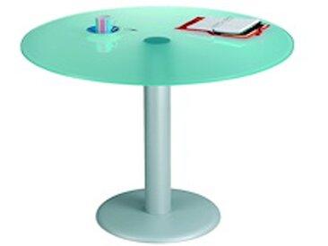 Table de réunion Next piétement aluminium