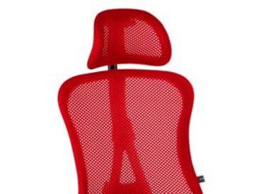 Têtière pour le siège HEAD POINT rouge