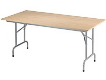 Tables pliantes Rico 160 x 80 cm piétement alu