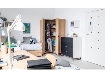 ARMOIRE D'ANGLE DESIGN PERSONNALISABLE - SIMPLE