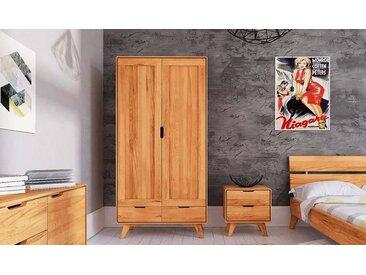 Armoire en bois massif 2 portes - Greg