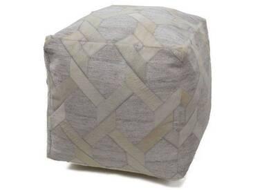 pouf CHIMERA 100 Ivoire Lalee
